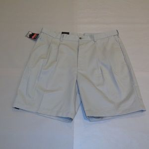 Roundtree & Yorke CLASSIC FIT Pleated New Shorts